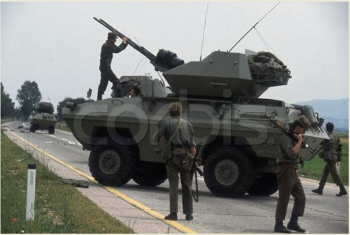 Guerra de los Diez Dias 1991-BOV 3