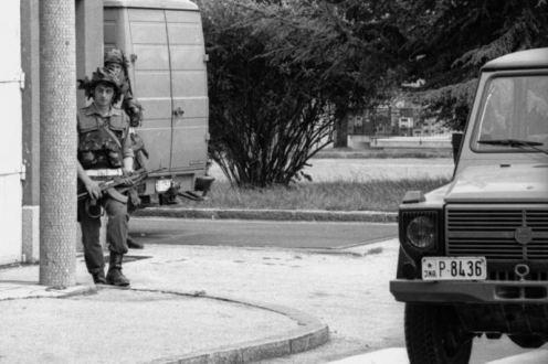 Guerra de los diez dias 1991 d