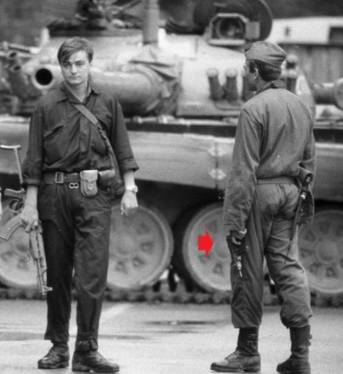Guerra de los diez dias 1991 dsd