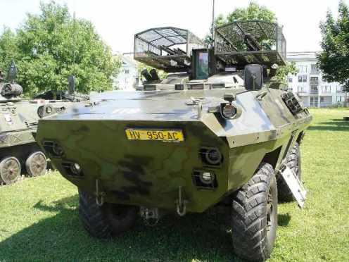 POLO M-83 (Croatian Army BOV-1 with ATGM)_03