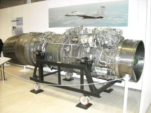 1200px-Klimov_RD-33_turbofan_engine