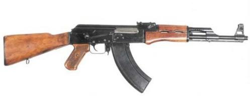 AK-47 .
