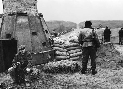 Guerra de Transnistria 1992. (2)