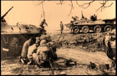 Guerra de Transnistria 1992 (25)