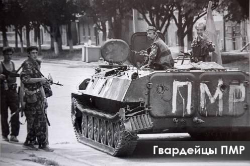 Guerra de Transnistria 1992 (29)