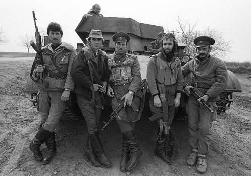 Guerra de Transnistria 1992. (3)