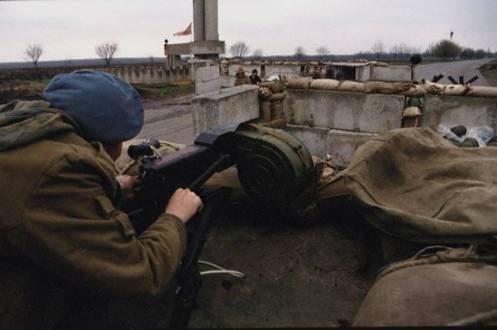 Guerra de Transnistria 1992. (4)