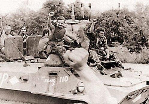 Guerra de Transnistria 1992 dfg