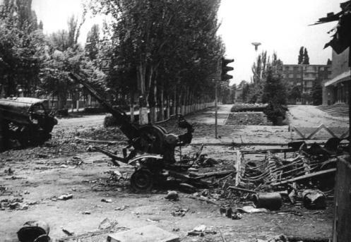 Guerra de Transnistria 1992 ds