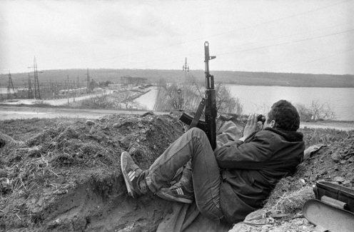 Guerra de Transnistria 1992 dss