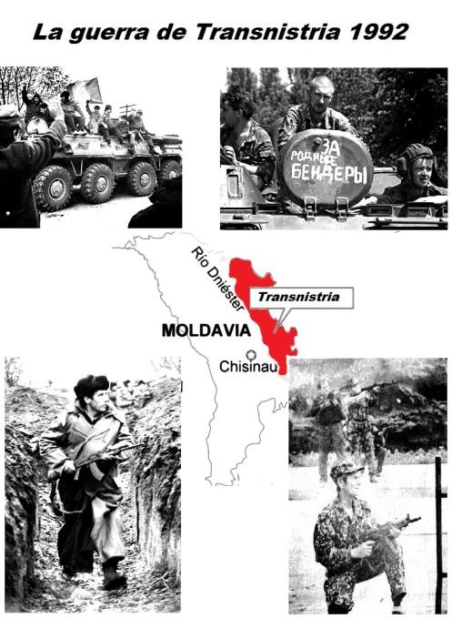 La guerra de Transnistria 1992. n2