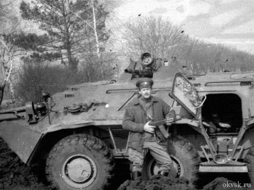 Soldado Cosaco -transnistria 1992 d
