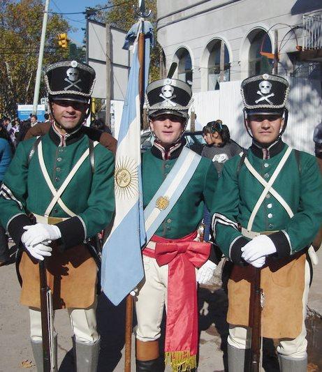 uniforme zapadores 1813