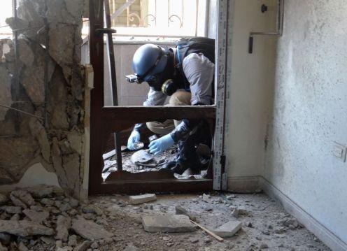 ataque quimico Siria-ONU