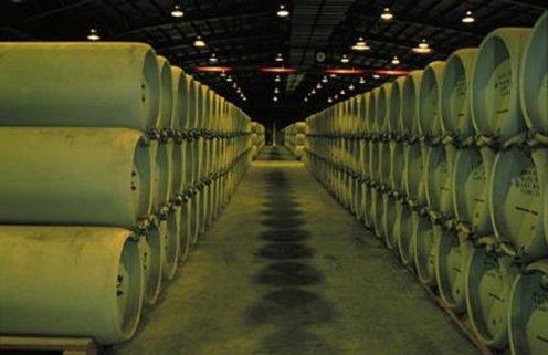 Contenedores de gas VX-USA
