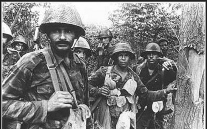 Fuerzas cubanas en angola
