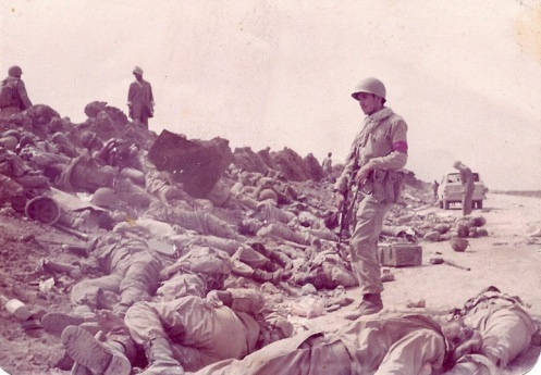 guerra iran -irak gas venenoso.