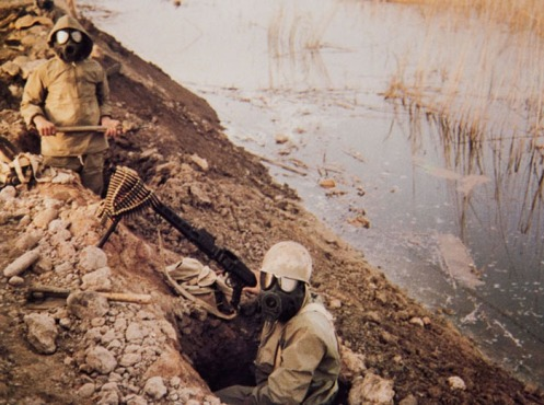 Guerra Irán-Irak 1980-1988 (4)
