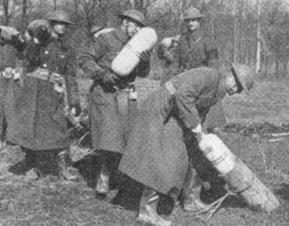 venenos para la guerra pa237ses que desarrollaron armas