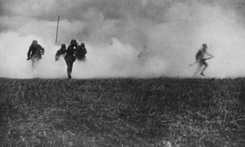 poison gas ww1