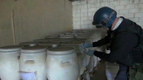 siria armas quimicas