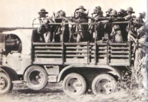 tropas italianas gas venenoso-
