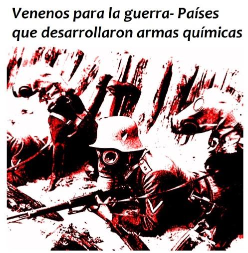 Venenos para la guerra