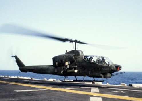 AH-1 sea Cobra