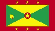 Bandera de la isla Granada