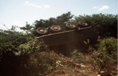 BTR-60-Invasión de Granada 19832l
