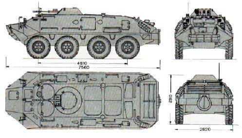 BTR-60pb g