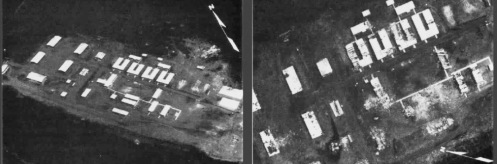 Calivigny military barracks at Egmont