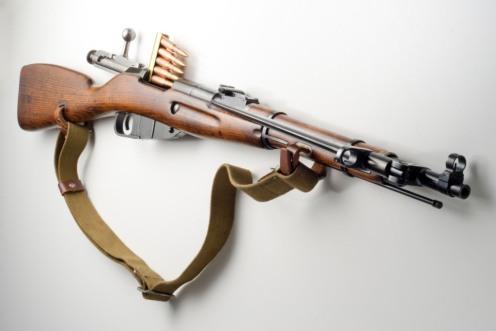 carabina Mosin-Nagant M44