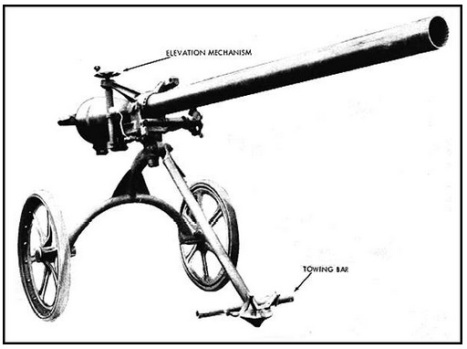 chinese type 56 recoilless rifle