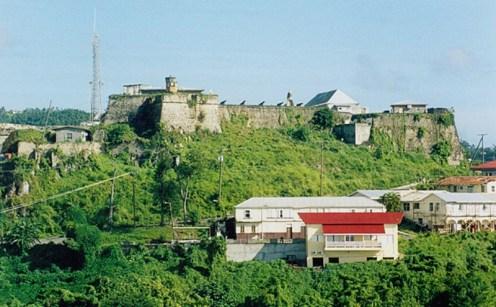 Fort-George