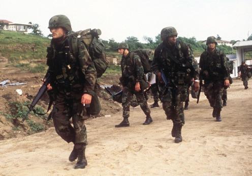invasión de Granada 1983. g