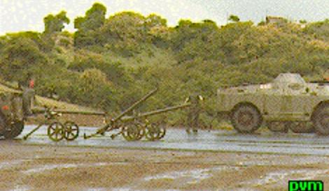 Invasión de Granada 1983 j fr