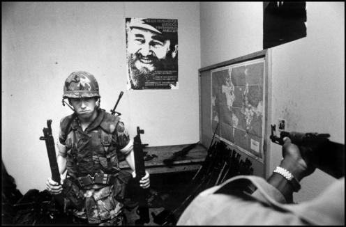 invasión de Granada 1983 k