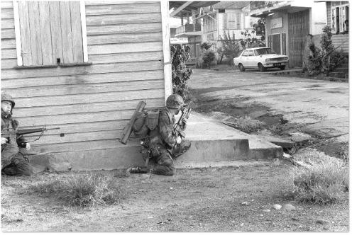 invasión de Granada 1983 kf
