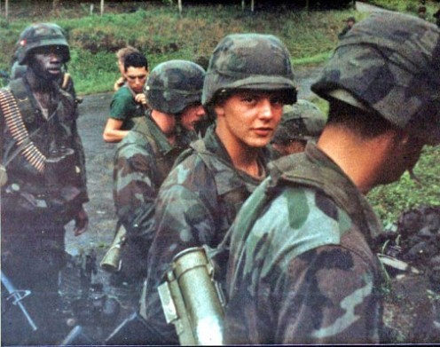 Invasión de Granada 1983 -LAW M72