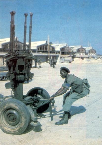 invasión de Granada 1983. r(7)salines