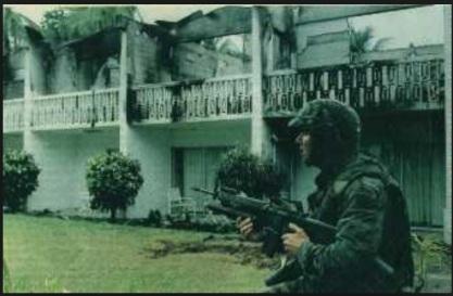Invasión de Granada 1983 u