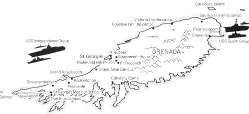 invasión de Granada 1983lg
