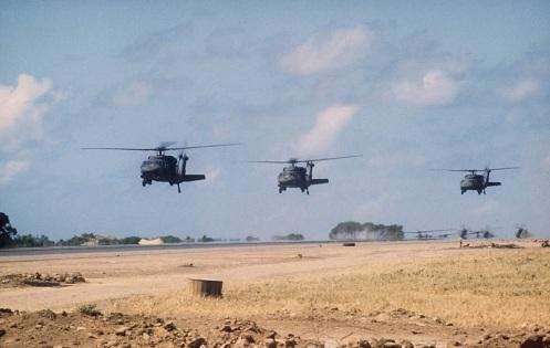 Invasión de Granada 1983s