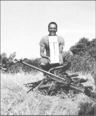 Invasión de Granada - armas capturadas 1983
