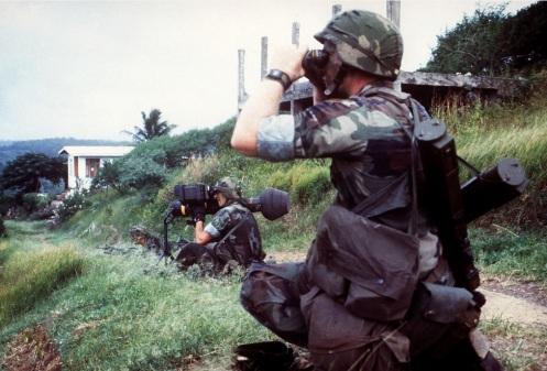 invasión de granada -M47 Dragon