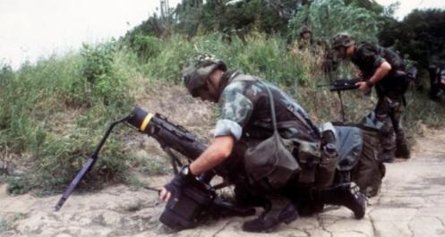 M47 DRAGON -Invasion de Granada 1983