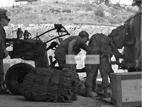 MP-5 Operación Furia Urgente-Invasión de Granada 1983