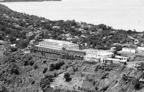 Richmond Hill Prisons