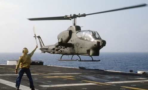 sea Cobra AH-1